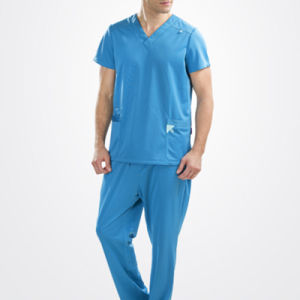 Nurse Hospital Uniform, Women Hospital Uniform, Ladies Medical Uniforms pictures & photos
