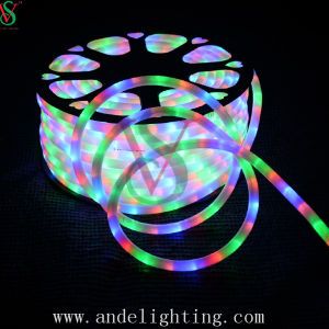 christmas Light RGB Rope Light with Fancy Effect pictures & photos