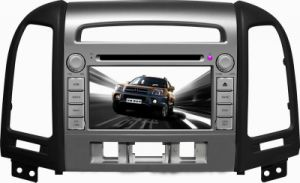 Touch Screen Special Car DVD Player for Hyundai 2012 Santafe with Bluetooth, GPS Navigation (LZT-8772)