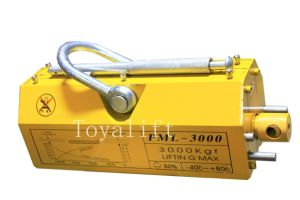 3t Manual Permanent Magnetic Lifter pictures & photos