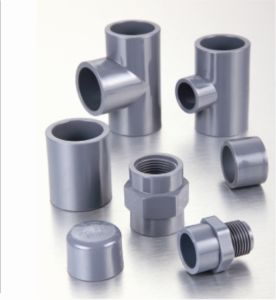 PVC Pipe Fittings for Water Supply Pn16 pictures & photos