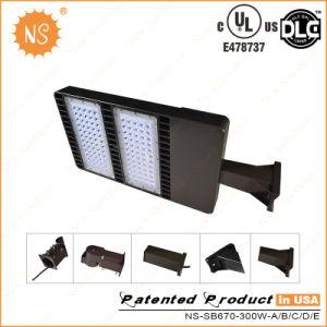 Meanwell Driver Waterproof IP65 300W LED Shoe Box Light