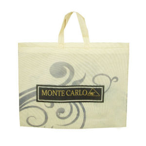 Portable Non-Woven Tote Bag with Printing pictures & photos