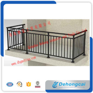 High Quality Wrought Iron Balcony Railing/Balcony Guardrail pictures & photos