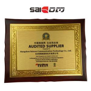 Saicom (SCPOE2-4G24E) 1000M 25.5V 4 SFP Slots 24 Poe Gigabit Switch pictures & photos