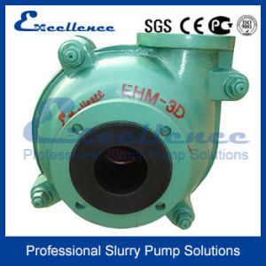 China Rubber Lined Slurry Pump (EHR-3D) pictures & photos