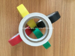 Colour PVC Electrical Insulation Tape for Wraping of Wires pictures & photos