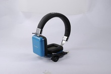 Zhp-010 Headphone Headset Square Fashion Headphone