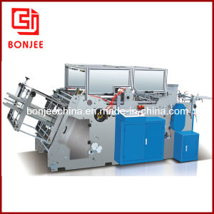 Operate Flexible Chips Box Making Machine (BJ-B)
