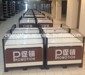 Supermarket Promotion Display Stand pictures & photos