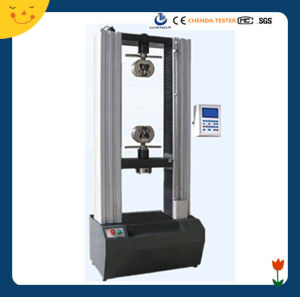 Wds-100 Electronic Universal Testing Machine+Tensile Testing Machine Price pictures & photos