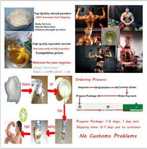 Testosterone Propionate Hormone Testosterone Enanthate CAS315-37-7 pictures & photos
