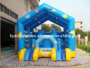Inflatable Toy Jumping Castle (LY04110)