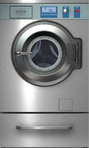 13 Kg Commercial Front Loading Washing Machine