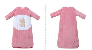 100% Cottom Velvet Baby Sleeping Bag pictures & photos