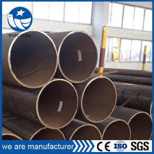 ERW LSAW SSAW Round Welded Carbon Water Pipe pictures & photos