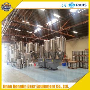 3000L, 4000L, 5000L, 100hl Beer Conical Fermenter Fermentation Tank Price pictures & photos