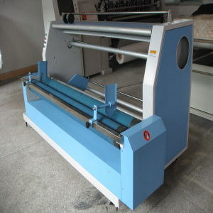 Automatic Edge Aligning Fabric Rolling Machine Yx-2000mm / Yx-2500mm pictures & photos
