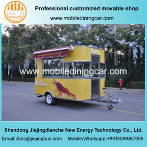 Hot Sale and New Design Mobile Food Catering Trailer pictures & photos