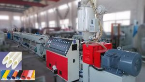 PPR Pipe Making Extruder Machine pictures & photos