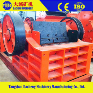 PE250*500 Stone Crusher Ce Jaw Crusher pictures & photos