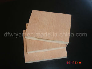 1220*2440mm Beech Commercial Plywood Fancy Plywood pictures & photos