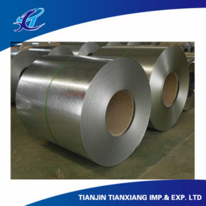 Soft Full Hard Z100 Hot Dipped Galvanized Steel Coil pictures & photos