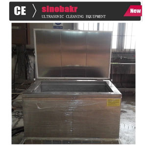 Large Tank Ultrasonic Cleaning Ultrasonic Cleaner Engine Parts pictures & photos