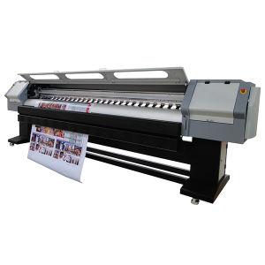 Super Design 3.2m 4 PC of Seiko Spt510 Heads Large Format Solvent Printer pictures & photos