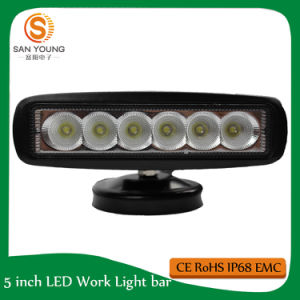 18W Epistar LED Work Light for Truck Working Fog Light LED Auto Light pictures & photos