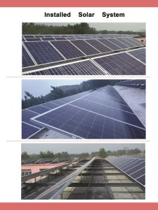 Integrated Solar Power System (CNSDPV-YTH-001) pictures & photos