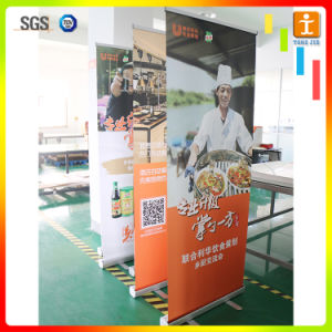 Window Graphics Add Hanging Advertising Hand Retractable Banner pictures & photos