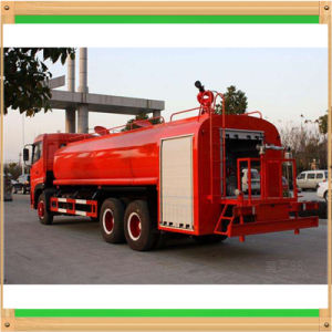 Right Hand Drive Exported Automobile Fire-Fighting Wagon Fire Rescue Vehicle pictures & photos