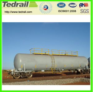 Freight Tank Cars with High Sealability pictures & photos