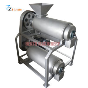 Stone Removing Double Channel Mango Pulping Machine pictures & photos