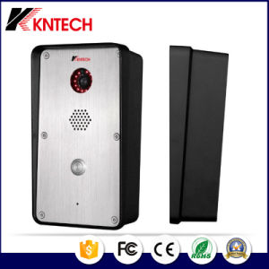 SIP Intercom Phone Knzd-47 with Video Camera and Poe Support pictures & photos
