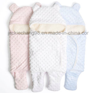 Embossed Micro Mink Sleeping Bag pictures & photos