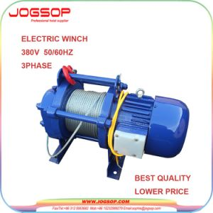 Lifting Cargo Machine 3 Ton Electric Winch pictures & photos