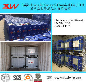 Glacial Acetic Acid 99.8% with The Best Price pictures & photos