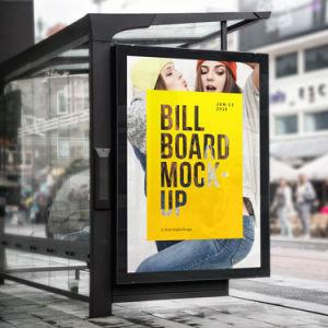 Light Box - Light Box Display - LED Light Box - Advertising Mupi pictures & photos