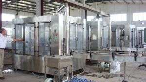Full Automatic Fresh Juice Hot Filling Machine pictures & photos
