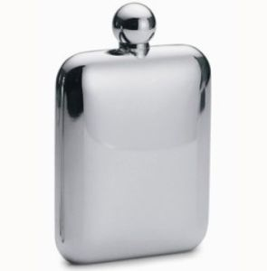 6oz Pocket Whisky Stainless Steel Hip Flask (R-HF034) pictures & photos