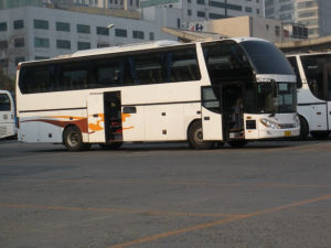 Ankai 51+1+1 Seats Coach Bus (HFF6121K40 Series) (HFF6121K40Q) pictures & photos