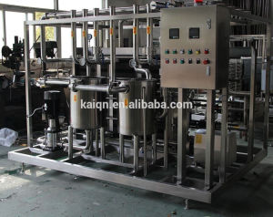 Uht Pasteurizer Milk Pasteurizer Dairy Sterilization Machine Uht Plate Sterilizer pictures & photos