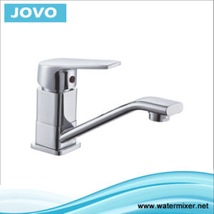 Sanitary Ware New Single Handle Kitchen Mixer&Faucet Jv73804 pictures & photos