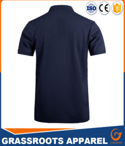 New Design Cotton Printing Embroidery Polo Shirt for Men pictures & photos