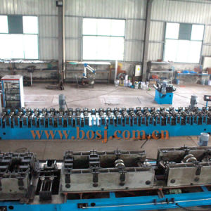 Metal Cable Trunking Cable Trays-Ladders (HDG/STAINLESS/ALUMINIUM) Roll Forming Machine Manufacturer pictures & photos