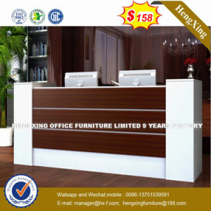 Steel Metal Base MFC Wooden Conference Table /Conference Desk (HX-8N2489) pictures & photos