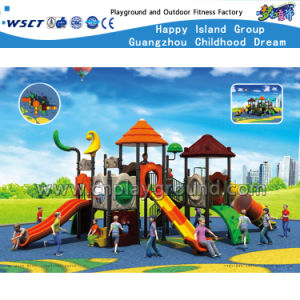 Outdoor Playground Kids Slide Play Sets HD-Kq50055A pictures & photos