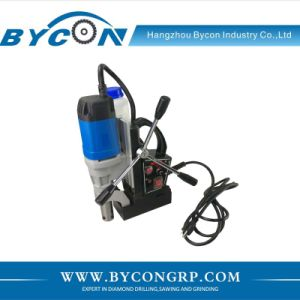 DMD-35T profession steel core drill electric magnetic drill with magnetic base pictures & photos